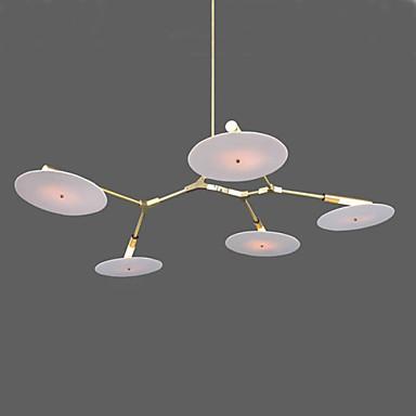 Privjesak Svjetla ,  Zemlja Others svojstvo for Mini Style MetalLiving Room Bedroom Dining Room Study Room/Office Dječja soba Hallway