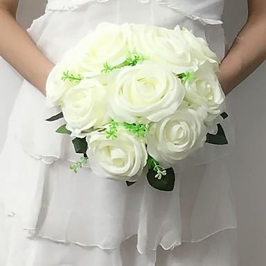 Hochzeitsblumen Sträuße Hochzeit Partei / Abend ca.25cm