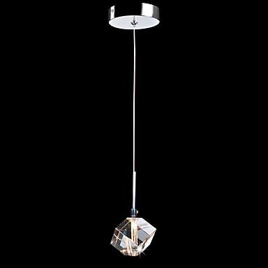 CXYlight Mini Anheng Lys Omgivelseslys - Krystall, Mini Stil, 110-120V / 220-240V Pære Inkludert / G4 / 5-10㎡