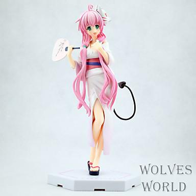 Anime Action-Figuren Inspiriert von To Love-Ru Cosplay PVC 18 CM Modell Spielzeug Puppe Spielzeug
