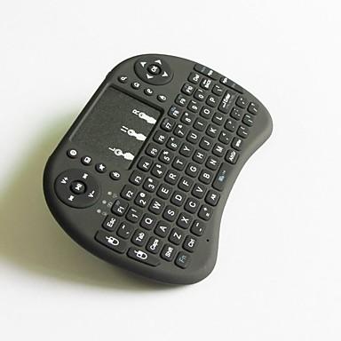 v8 Lithium-Batterie fliegenden Eichhörnchen 2,4 g Wireless-Tastatur Touchpad mini drahtlose Tastatur