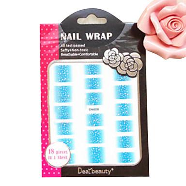 1 Neglekunst Dekor Rhinstenperler Sminke Kosmetikk Neglekunst Design
