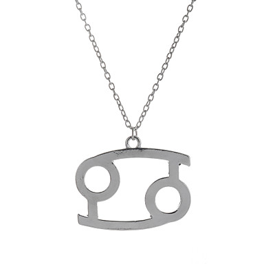 Modische Halsketten Anhängerketten / Anhänger Schmuck Hochzeit / Party / Alltag / Normal / Sport Aleación Silber 1 Stück Geschenk