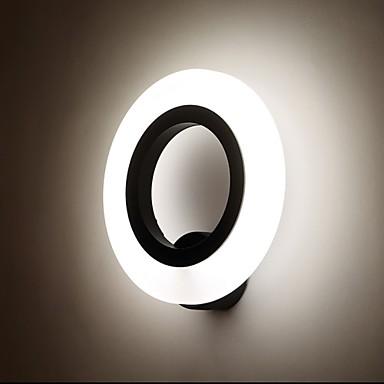 Moderno/Contemporâneo Luminárias de parede Para Metal Luz de parede 110-120V 220-240V 15W