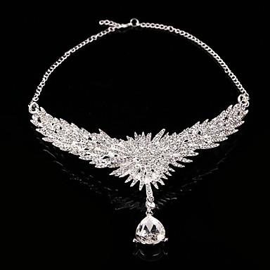 Damen Mädchen Aleación Kopfschmuck-Hochzeit Besondere Anlässe Kopfkette 1 Stück