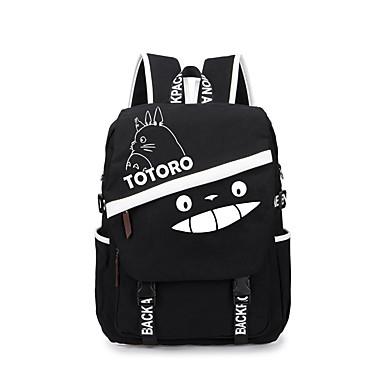 Tasche Inspiriert von Mein Nachbar Totoro Katze Anime Cosplay Accessoires Tasche Rucksack Segeltuch Herrn Damen neu heiß
