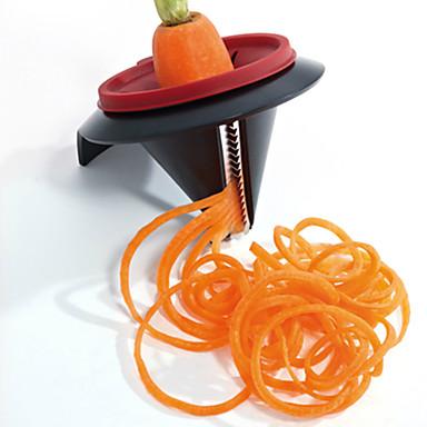 Kitchen Tools Ruostumaton teräs Monikäyttö Cutter & Slicer vihannesten