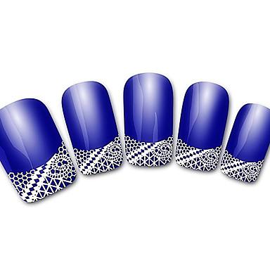 Nagel-Kunst-Aufkleber Make-up kosmetische Nagelkunst Design