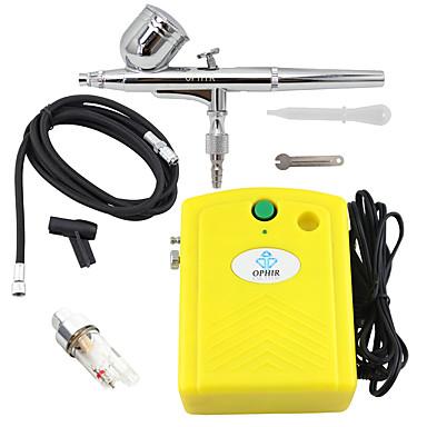 Tatoveringssett med airbrush / Airbrush-kompressorer / Airbrush-pistoler-Airbrushtatoveringer-Non Toxic