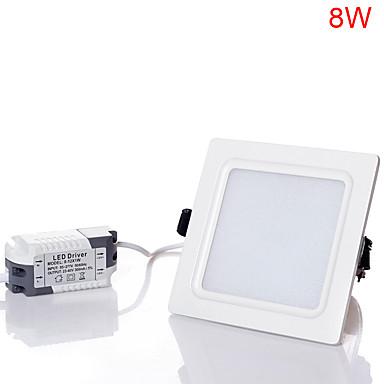 8W LED Deckenstrahler 16pcs SMD 5730 750-800 lm Warmes Weiß / Kühles Weiß / Natürliches Weiß Dekorativ AC 85-265 V 1 Stück