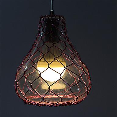 Pendelleuchten ,  Traditionell-Klassisch Andere Eigenschaft for LED Glas Wohnzimmer Schlafzimmer Esszimmer Studierzimmer/Büro Korridor1