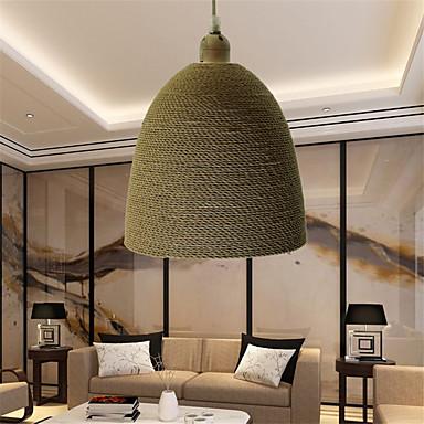 Riipus valot ,  Vintage Muut Ominaisuus for LED Metalli Living Room Makuuhuone Ruokailuhuone Työhuone/toimisto Käytävä