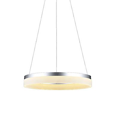 Riipus valot Tunnelmavalo - LED, 110-120V / 220-240V, Lämmin valkoinen / Kylmä valkoinen, LED-valonlähde mukana / 10-15㎡ / Integroitu LED
