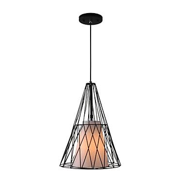 40W Pendelleuchten ,  Rustikal Korrektur Artikel Feature for Ministil Metall Esszimmer / Studierzimmer/Büro / Spielraum / Garage