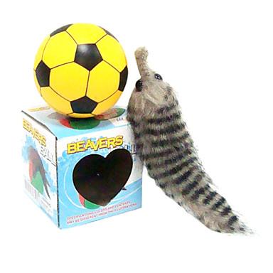 elektrisk fotball bever ball