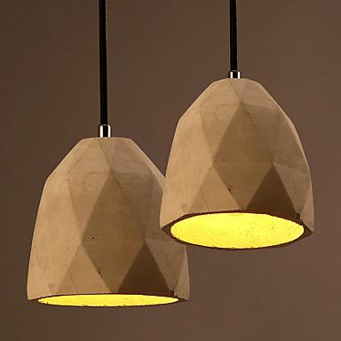 Traditionell-Klassisch Pendelleuchten Für Wohnzimmer Schlafzimmer Esszimmer Studierzimmer/Büro Spielraum Garage AC 100-240V Glühbirne