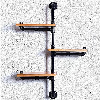 Regal Ordnungssystem für Regale Holz Metal mitEigenschaft ist Ohne Verschluss , Für Krawatten