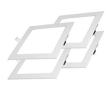9W Instrumententafel-Leuchten 45pcs SMD 2835 750-850lm lm Warmes Weiß / Kühles Weiß / Natürliches Weiß Dimmbar / Dekorativ DC 12 V 4 Stück