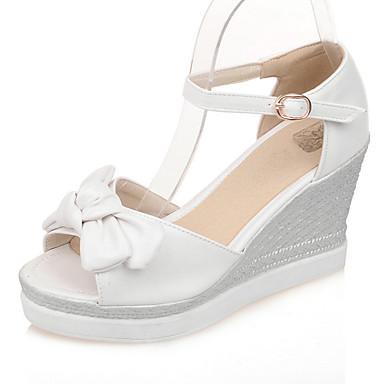 women's shoes wedge heel wedges / peep toe / platform