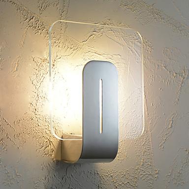 Modern/Zeitgenössisch Wandlampen Für Metall Wandleuchte 110-120V 220-240V 3WW