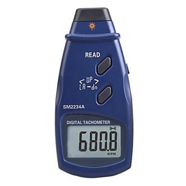 sampo azul sm2234a para tacômetro instrumento frequência de flash