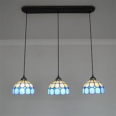 מנורות תלויות ,  Tiffany אחרים מאפיין for סגנון קטן מתכת חדר שינה חדר אוכל מטבח חדר עבודה / משרד חדר ילדים כניסה חדר משחקים מסדרון מוסך
