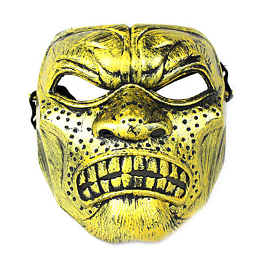 Monsters Naamio Miesten Naisten Halloween Festivaali / loma Halloween-asut Painettu