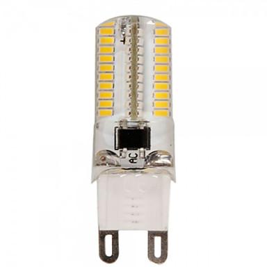 ywxlight® e14 / G9 / g4 / E17 / e12 / BA15d / e11 5.5w 80smd 3014 550-600lm beyaz / sıcak ac110-130 / 220-240v