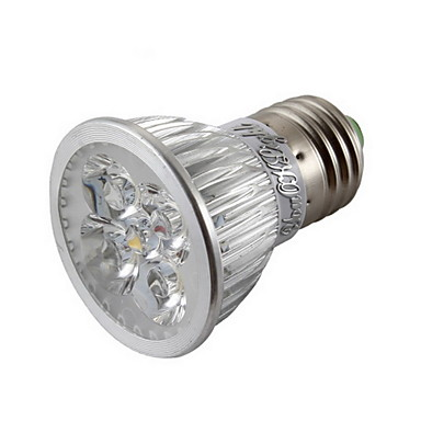 YouOKLight 400 lm E26/E27 LED Spotlight MR16 4 leds High Power LED Dimmable Decorative Warm White Cold White AC 85-265V