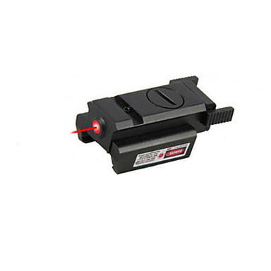Hot Tactical Red Dot Laser Sight Picatinny Weaver Rail For Pistol Glock 17 19 20 21 22 23 30 31 32 Beretta M9