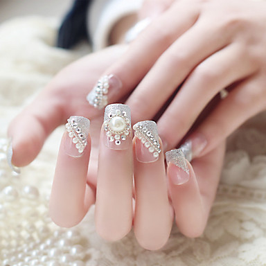 Nail tippek hamis Nails Nail Art Salon design smink Kozmetika