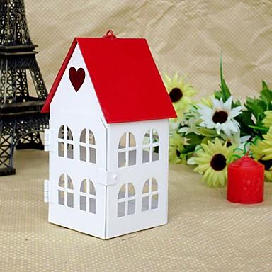 Kerzenhalters Häuser Zeitgenössisch Innendekoration,