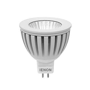 GU5.3(MR16) Lâmpadas de Foco de LED MR16 1 COB 400-450 lm Branco Quente Branco Frio Decorativa DC 12 AC 12 V 1 pç