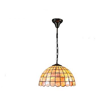 מנורות תלויות ,  Tiffany אחרים מאפיין for סגנון קטן מתכת חדר שינה חדר אוכל מטבח חדר עבודה / משרד כניסה חדר משחקים מסדרון