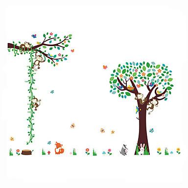Animaux / Botanique / Bande dessinée / Romance / Mode / Vacances / Paysage / Forme / Fantaisie Stickers muraux Stickers avion,PVC227cm x