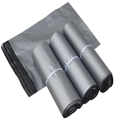 sølv vanntett logistikk emballasje bag (32 * 43cm, 100 / pakke)
