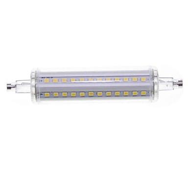 5W R7S LED-maïslampen Verzonken ombouw 72 SMD 2835 450-500 lm Warm wit Koel wit 3000K  6000K K Decoratief AC 220-240 AC 110-130 V