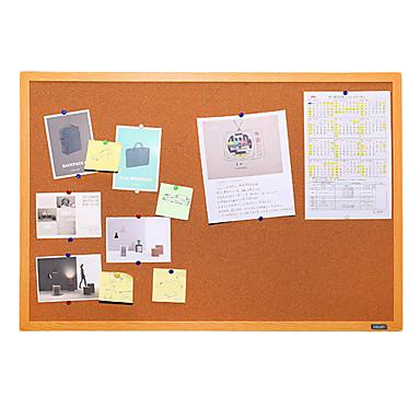 Kork Bord / message board / Fotorahmen, Nadelholzwand Bulletin Board