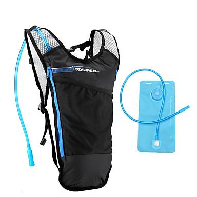 ROSWHEEL® Kerékpáros táska 5LHidratáló táska és ivótasak / hátizsák Vízálló / Beépített vizestasak / Ütésálló / Viselhető / Többfunkciós