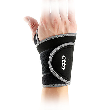 Hånd- og håndleddstøtte Sportstøtte Felles støtte Justerbar Pustende Løp Andre