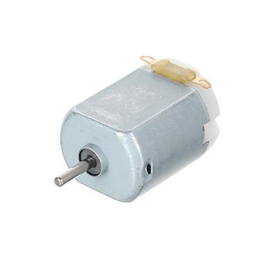 landa tianrui tm -dc 1v-6v 130 de tipo micro motor para el juguete modelo de coche - plata
