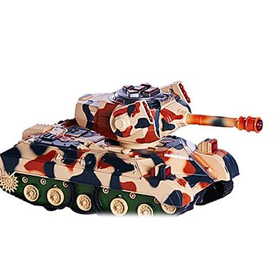 Tanque Carro com CR Pronto a usar Tanque Controle Remoto/Transmissor Carregador De Bateria Bateria Para Carro Manual Do Usuário