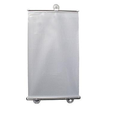 58 * 125cm Silber Punkte automatisch versenkbaren Verschluss Anti-UV Sonnen Isolierung Sonnenschutz