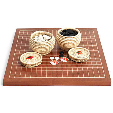 royal st jeu à double usage à deux côtés échiquier convient echecs chinois set2.5 cm + herbe elle arraisonner pot de b unique nouveau