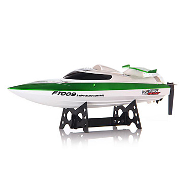 FeiLun FT009 2.4G 4CH High Speed Racing Flipped RC Boat Electric Remote Control Speedboat Water Cooling Motor System 35KMH