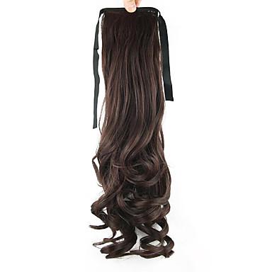 szintetikus Copf Hullámos haj Copf 55 gramm Mennyiség