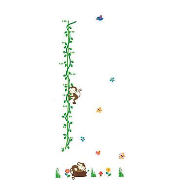 Tiere / Botanisch / Cartoon Design / Romantik / Mode / Feiertage / Landschaft / Formen / Fantasie Wand-Sticker Flugzeug-Wand Sticker,PVC