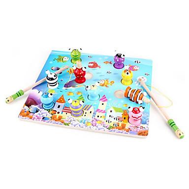 צעצועים מגנטיים חתיכות 30*5*5 MM צעצועים מגנטיים צעצועי דייג צעצועי הנהלה קוביית פאזל לקבלת מתנה