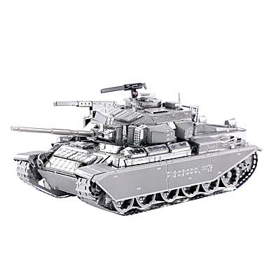 3D - Puzzle Holzpuzzle Metallpuzzle Modellbausätze Panzer 3D Spaß Metalllegierung Metal Klassisch