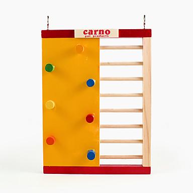 Hamster, die Leiter, hölzerne Sport Spielzeug, 1 Stück Klettern